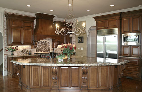Alex Custom Homes - Kitchen Remodel